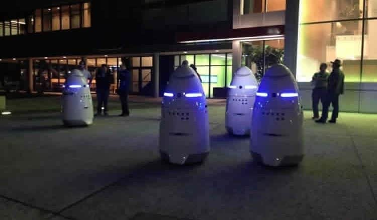 Knightscope Robots
