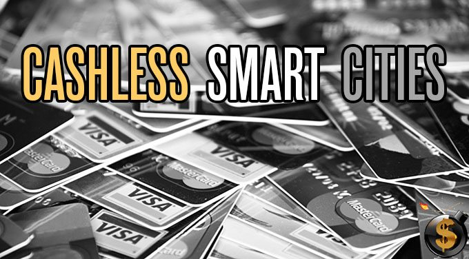 cashless smart cities
