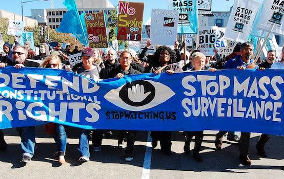 Privacy march