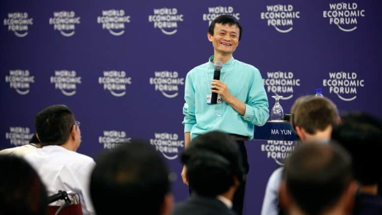 Alibaba Founder Jack Ma Says Big Data And Ai Pose Threat To Humans