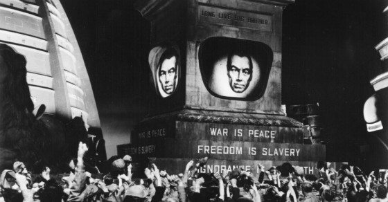 1984-war is peace