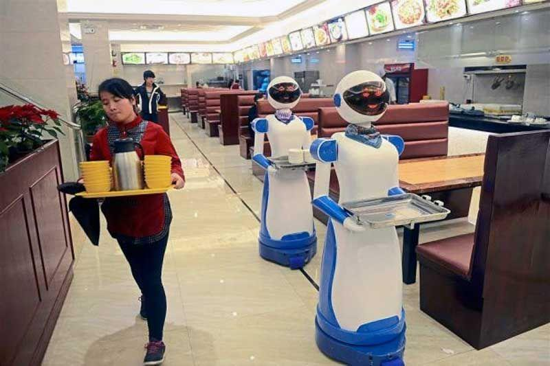 China Plans To Replace Millions Of Low Paid Workers With