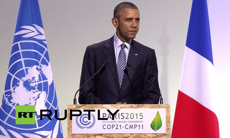 Obama at COP21