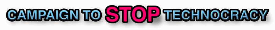 campagne om technocratie te stoppen