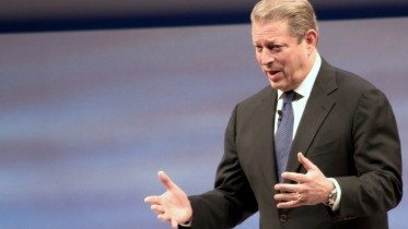 Al Gore. Image courtesy of Wikipedia