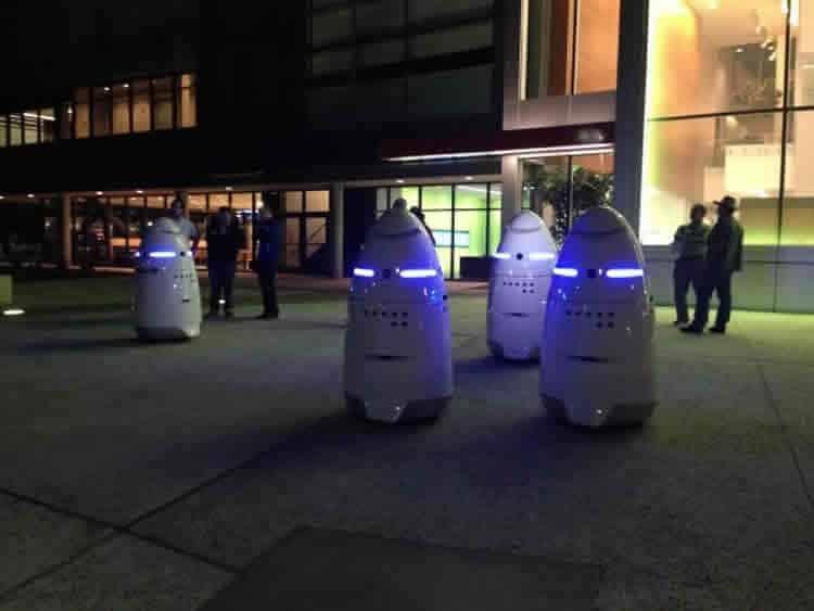 Knightscope Robots