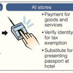 Japan: Payment System Using Fingerprint Authentication Under Development