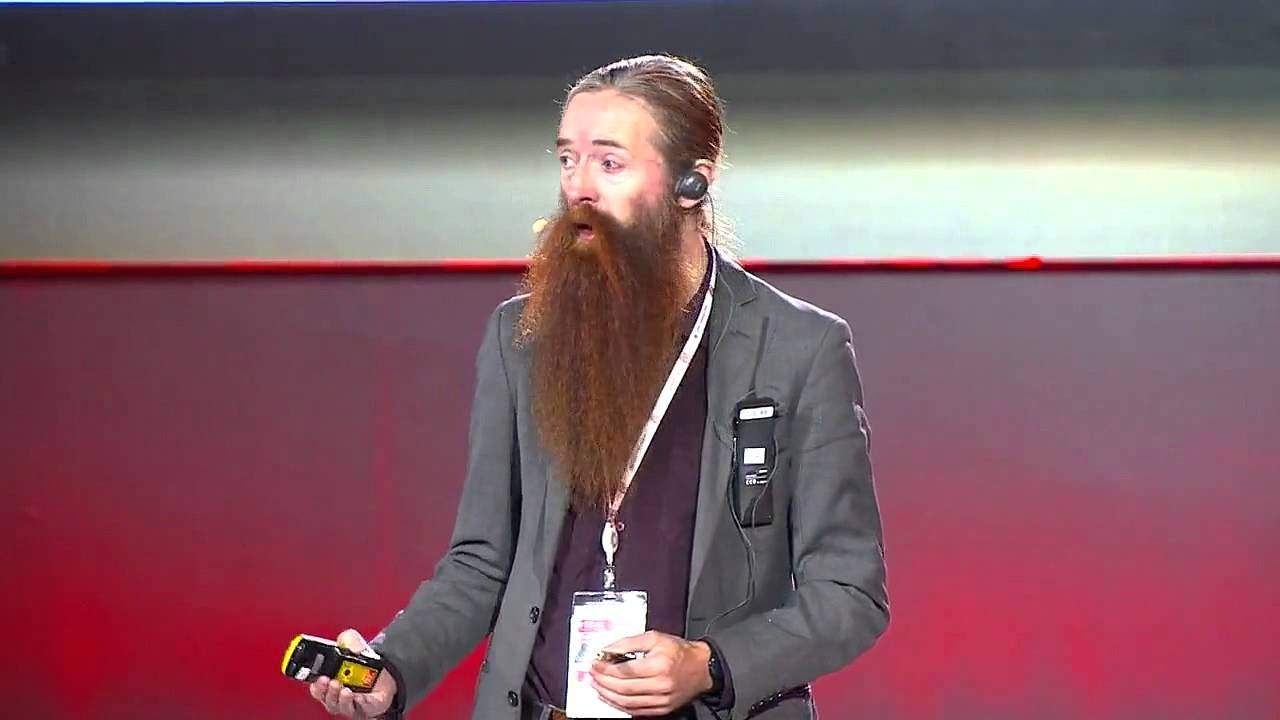 Dr. Aubrey de Grey (Youtube)