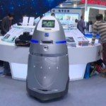 Dangerous Dalek: China's Riot Control Robot Can Zap Protesters