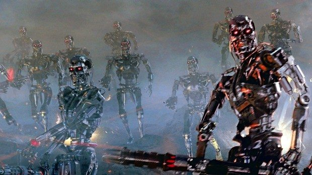Killer Robots? AI Researchers Sign Petition Saying 'No!'