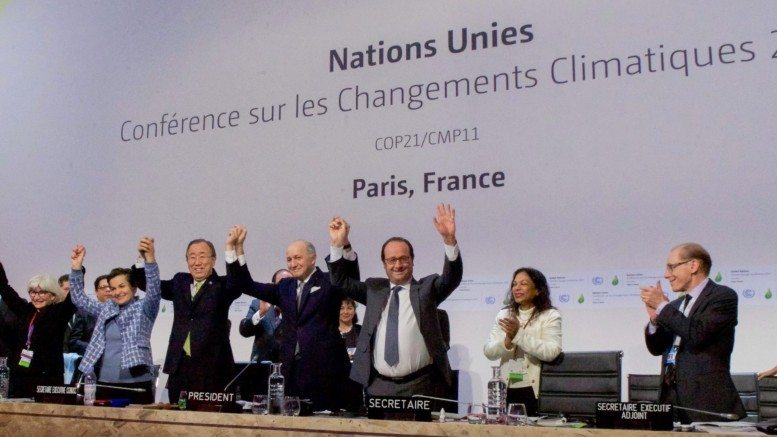 Pariser klimaabkommen