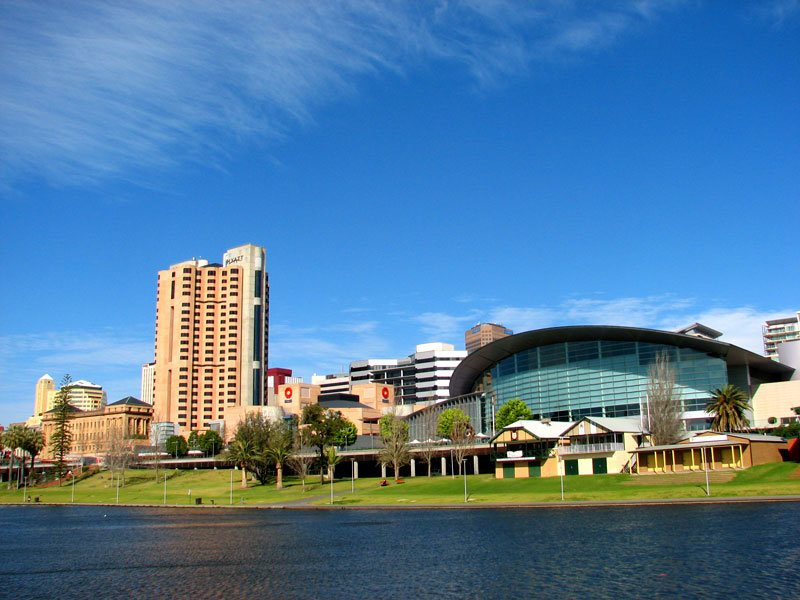 Adelaide Convention Centre (Wikipedia)
