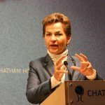 UN Climate Chief Figueres Pays Herself To 'Offset' CO2 Emmissions