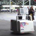 Airport Robot Will Check You In, Weigh Your Luggage And Carry It For You