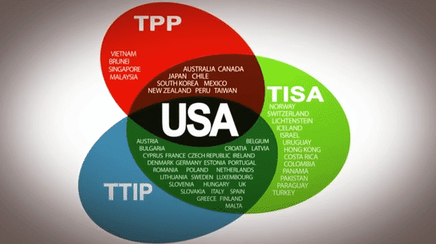 Ttp And Ttip Trade Agreements Enough Of The Secrecy