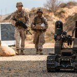Marines Testing Machine Gun Wielding Robot Of Death