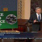 Senator Whitehouse (D-RI) websteder 'Web of Denial' ved global opvarmning