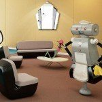 Expert: Brainy Robots Will Do All Of Our Housework By 2050