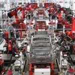 Humans Need Not Apply At Musk's New Tesla Model 3 Factory