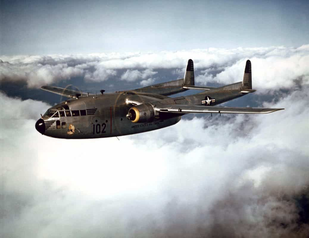 "Fairchild C-119 ""Flying Boxcar """