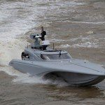 Royal Navy Launches Robot Spy Speedboat, Not Armed Yet