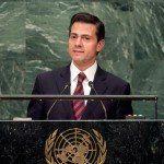 Mexican President Peña Praises 'Brave, Demanding' UN 2030 Agenda
