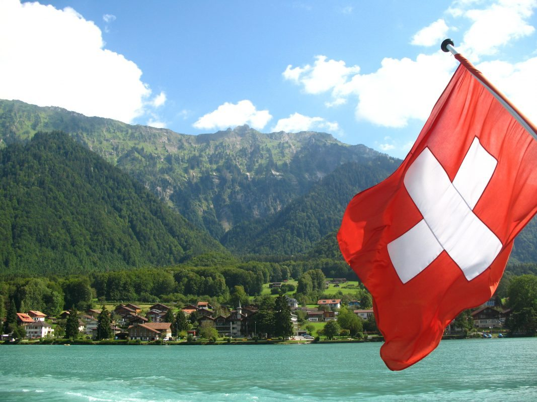 Switzerland dumps green initiative