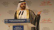 Scheich Mohammed Bin Rashid Al Maktoum
