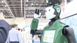 Dubai Robocop
