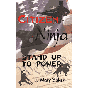 Citizen Ninja: Stand Up To Power