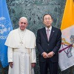 Pope Francis Evaluates 2030 Agenda For Sustainable Development