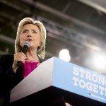 """Hillary Clintons neue Städteagenda: """"Mit"""" Hunderten von Milliarden """"alle Barrieren durchbrechen"""""""