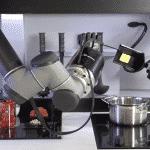Verdens første AI-robotkok laver mad over 100 måltider