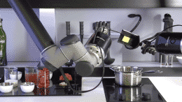 Moley robotic kitchen