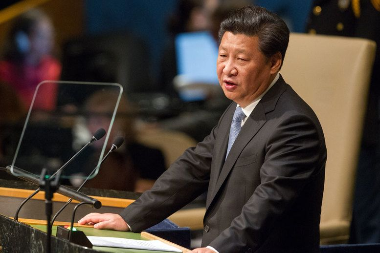 Xi Jinping: China Must Lead Way For Global Governance