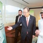 UN Chief Praises UAE For Launching World Green Economy Organization