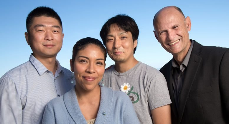 Salk team