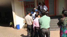 Bancomat in India