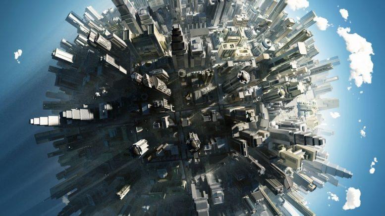 Город-государство будущего