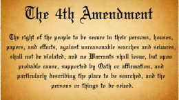 4th Amendment