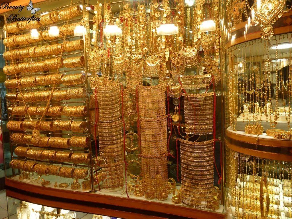 Guldsmykker i Indien