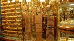 Gold jewelry in India