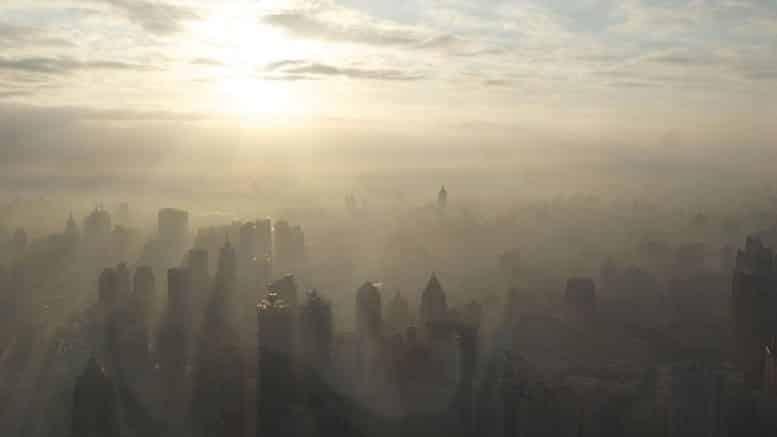 Chinese smog