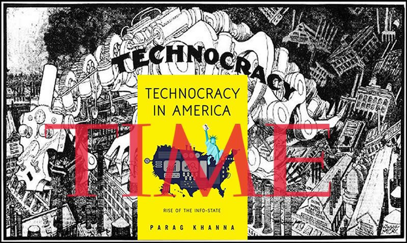 Time promotes Technocracy