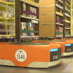 Caught On Tape; How The Robots Are Taking Over Amazon