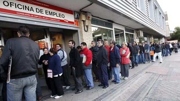 Unemployment in Spain