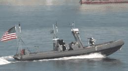 autonomous naval vessel