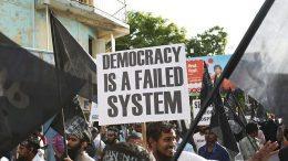 failed democracy