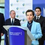 Christiana Figueres Takes Leadership Role In The Rise Of Global Cities