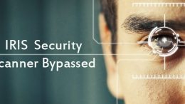 iris biometric
